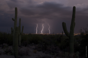 3 Bolts over Tucson
