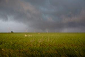 Tornado near Leon, KS